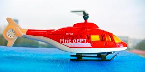 Вертолёт пожарных.  Новые игрушки для мальчиков.